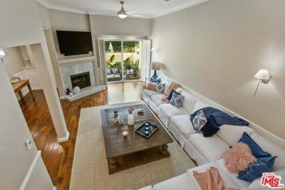 Santa Monica Rental For Rent: 130 Marguerita Avenue #8