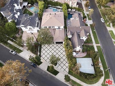 Toluca Lake Single Family Home For Sale: 10049 Toluca Lake Avenue