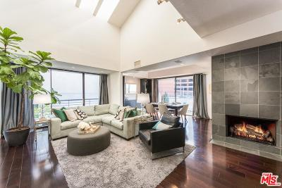 Los Angeles County Condo/Townhouse For Sale: 1120 Granville Avenue #PH301