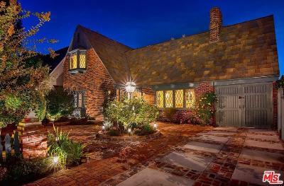 Single Family Home For Sale: 520 South Norton Avenue