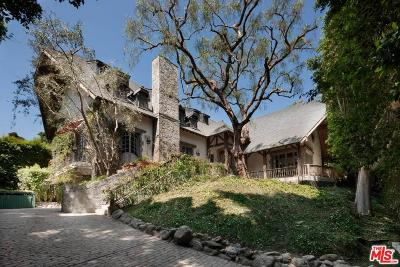 Beverly Hills Single Family Home For Sale: 1455 Lindacrest Drive
