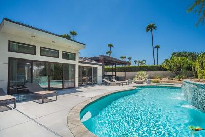 Palm Springs Single Family Home For Sale: 1985 North Hidalgo Way