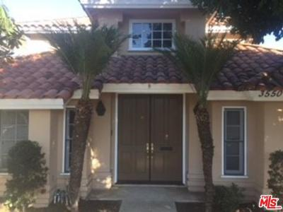 Long Beach Single Family Home For Sale: 3550 North Weston Place