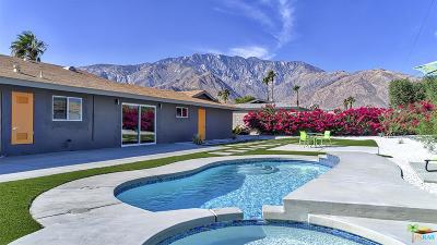 Palm Springs Single Family Home For Sale: 492 East Simms Road