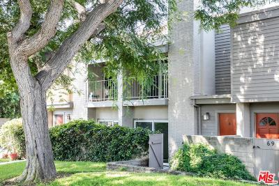 Los Angeles County Condo/Townhouse For Sale: 68 Village Parkway