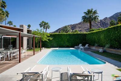 Palm Springs Rental For Rent: 979 North Via Monte Vista