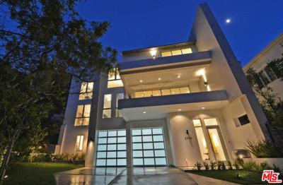 Sunset Strip - Hollywood Hills West (C03) Single Family Home For Sale: 2244 Stanley Hills Drive