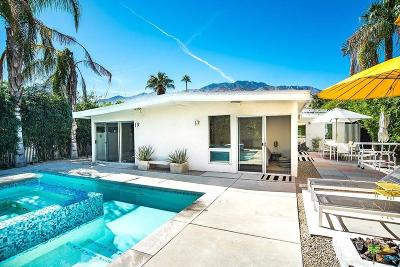 Palm Springs Single Family Home For Sale: 550 North Calle Marcus