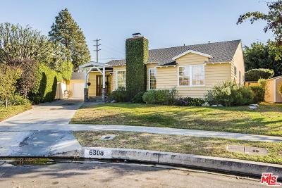 Los Angeles CA Single Family Home Sold: $1,295,000