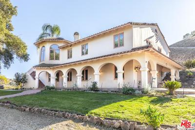 Malibu Single Family Home For Sale: 31722 Charles Road