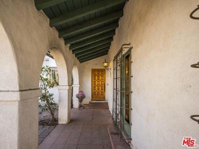 Single Family Home For Sale: 6112 West 6th Street