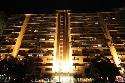 Los Angeles County Condo/Townhouse For Sale: 10535 Wilshire Boulevard #PH 7