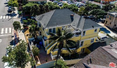 Santa Monica Residential Income For Sale: 241 Marine Street