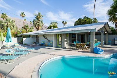 Palm Springs Single Family Home For Sale: 840 East Camino Parocela