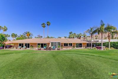 Palm Springs Single Family Home For Sale: 2151 Silverado Circle
