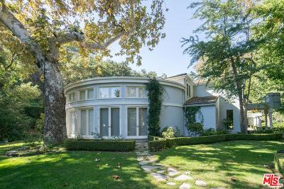 Single Family Home For Sale: 1201 Stone Canyon Road