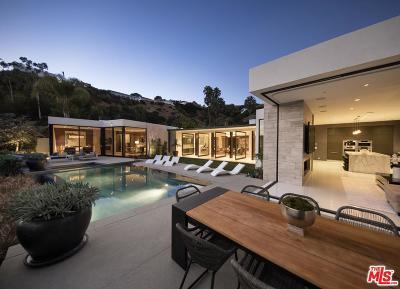 Beverly Hills Single Family Home For Sale: 520 Leslie Lane