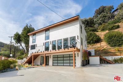 Malibu CA Single Family Home For Sale: $2,450,000