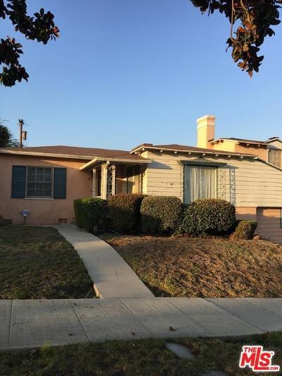 Single Family Home Closed: 3519 Knoll Crest Avenue