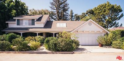 Single Family Home For Sale: 2185 Linda Flora Drive