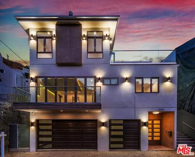 Hollywood Hills East (C30) Single Family Home For Sale: 2444 Holly Drive