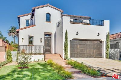 Los Angeles County Single Family Home For Sale: 2346 Pelham Avenue