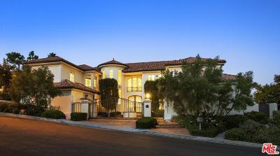 Single Family Home For Sale: 1456 Stradella Road