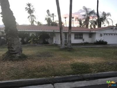 Rancho Mirage Single Family Home For Sale: 36951 Marber Drive