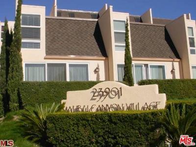 Malibu Condo/Townhouse For Sale: 23901 Civic Center Way #120