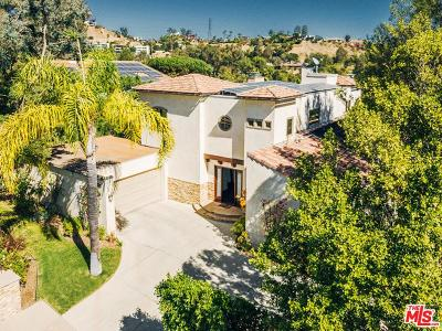 Sunset Strip - Hollywood Hills West (C03) Single Family Home For Sale: 2636 Larmar Road