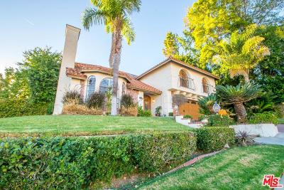 Agoura Hills Single Family Home For Sale: 5861 Ridgebrook Drive