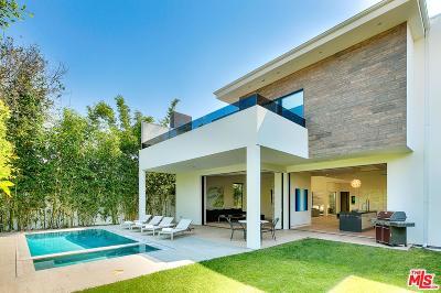 Studio City Single Family Home For Sale: 3873 Ridgemoor Drive