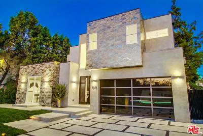 Valley Village Single Family Home For Sale: 4640 Radford Avenue