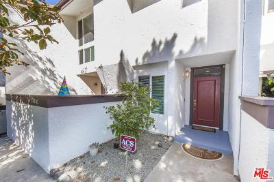 Pacific Palisades Condo/Townhouse For Sale: 17241 Palisades Circle