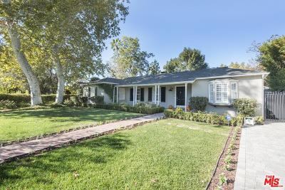 Valley Village Single Family Home For Sale: 11931 Hesby Street