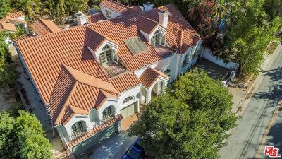 Encino Single Family Home For Sale: 3718 Hayvenhurst Avenue