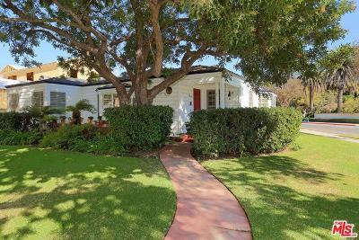 Culver City Single Family Home For Sale: 4196 Mentone Avenue