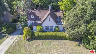 Single Family Home For Sale: 623 North Rexford Drive