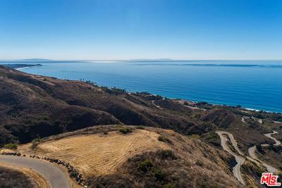 Malibu Residential Lots & Land For Sale: 4330 Decker Edison Road