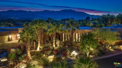 Rancho Mirage Single Family Home For Sale: 12 Canyon Creek