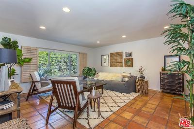 Los Angeles County Single Family Home For Sale: 8590 Wonderland Avenue