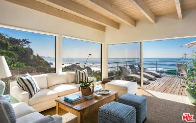 Malibu Single Family Home For Sale: 31972 Pacific Coast Highway