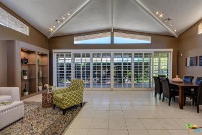 Palm Springs Condo/Townhouse For Sale: 2426 South Madrona Drive