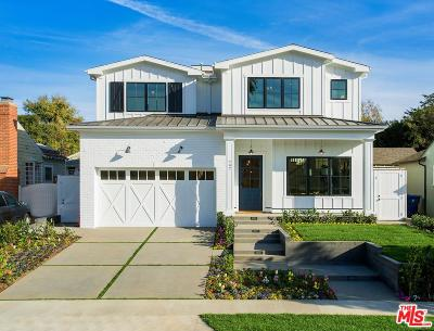 Pacific Palisades Single Family Home For Sale: 742 Radcliffe Avenue