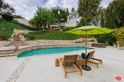 Los Angeles Single Family Home For Sale: 1100 Casiano Road
