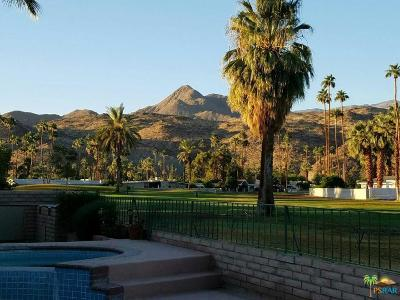 Palm Springs Single Family Home For Sale: 2275 South Pebble Beach Drive