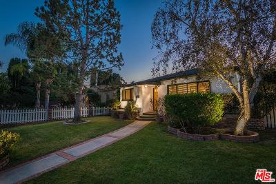 Toluca Lake Single Family Home For Sale: 5121 Auckland Avenue