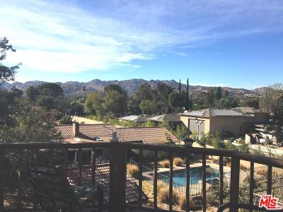 Malibu Single Family Home For Sale: 21350 Rambla Vista