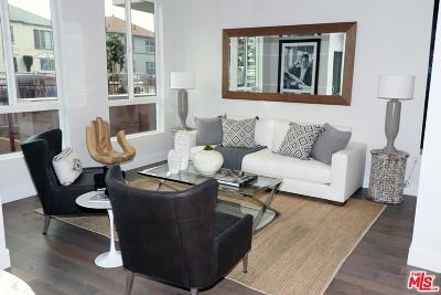 Los Angeles Condo/Townhouse For Sale: 3715 San Marino Street #103