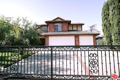Arcadia Single Family Home For Sale: 127 East Camino Real Avenue